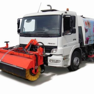 Waste Collector Sweeper