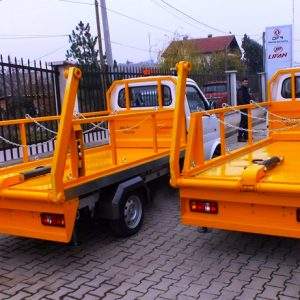 Mini Garbage Collection Vehicle – Mini Dumper